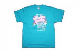 WeddingSingerTshirt